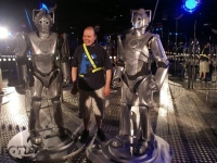 Steve meets the Cybermen!