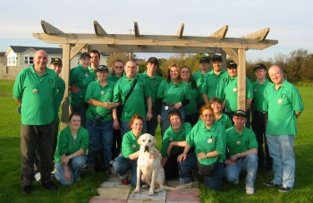 Green Shirts at Cult TV 2004